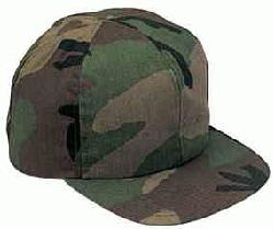 BOY'S CAMO BASEBALL CAPS Completes the Outfit