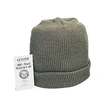 GI Wool Watch Cap The Cold Weather Cap!