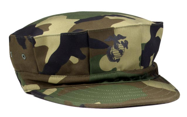 MARINE CORPS FATIGUE CAP Just like the real deal