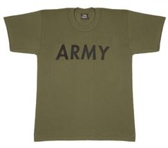 OD Army Youth T-Shirt