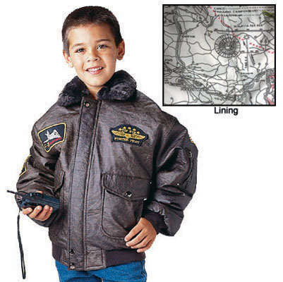 Kids Aviator Jacket