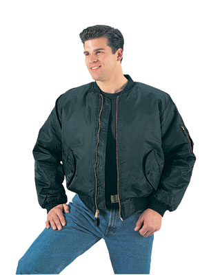 MA-1 Flight Jacket Mach-1 The NEW Brand Name Flight Jacket