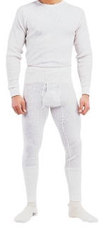YOUTH THERMAL PANTS 65% cotton/ 35% poly