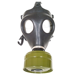 Israeli Gas Masks-Civillian
