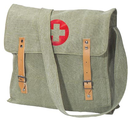 Classic Medical Bag Very Cool