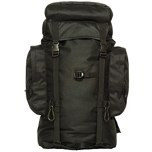 Rio Grande Backpack-Black