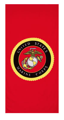 USMC Beach Towel is a great gift item