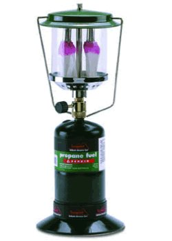 Texport Double Mantle Lantern 600 Candlepower