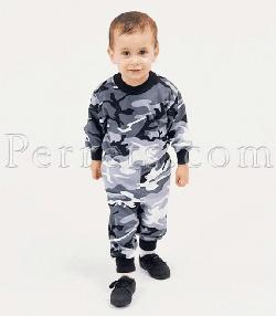INFANT LS URBAN T-SHIRT Urban Camo Long Sleeve T-shirt
