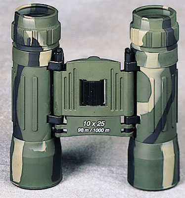 10 X 25 COMPACT BINOCULAR Pocket Binoculars for everyday