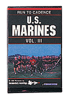 MARINE RUNNING TAPE VOL III #975