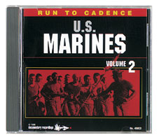 CD Vol II Run to Cadence of the USMC
