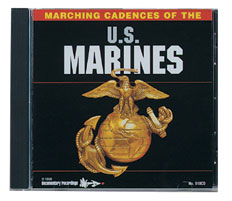 CD USMC Marching Cadences