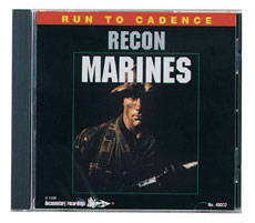 CD Run to Cadence of Recon USMC
