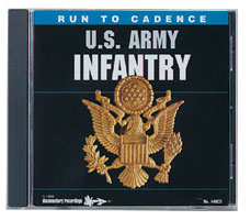 CD Cadence Army Infantry