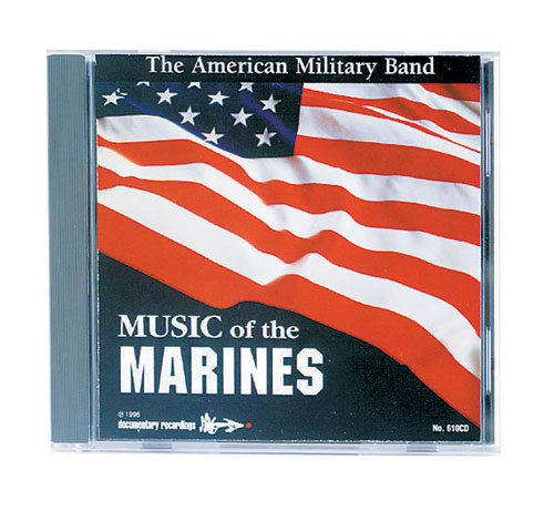 CD Music Of The Marines