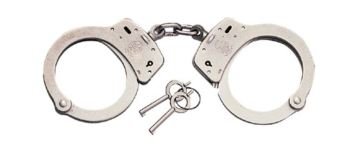 Smith & Wesson Pro Handcuffs are chosen by cops all over.