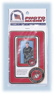 Photo Magnet Frame Marine 2 Frame Set