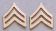 Sergeant Pin On Rank
