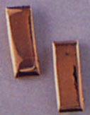 2nd Lieutenant Pin On Rank