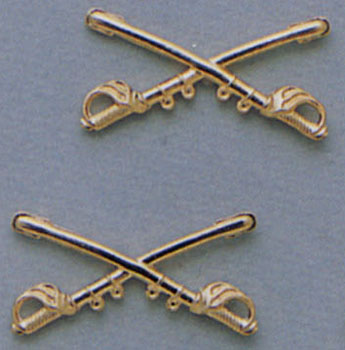 Officers Calvary Pin
