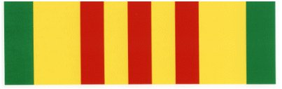 Bumper Sticker- Vietnam Ribbon