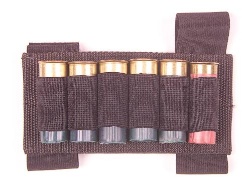 Buttstock Shell Holder-5 Loop