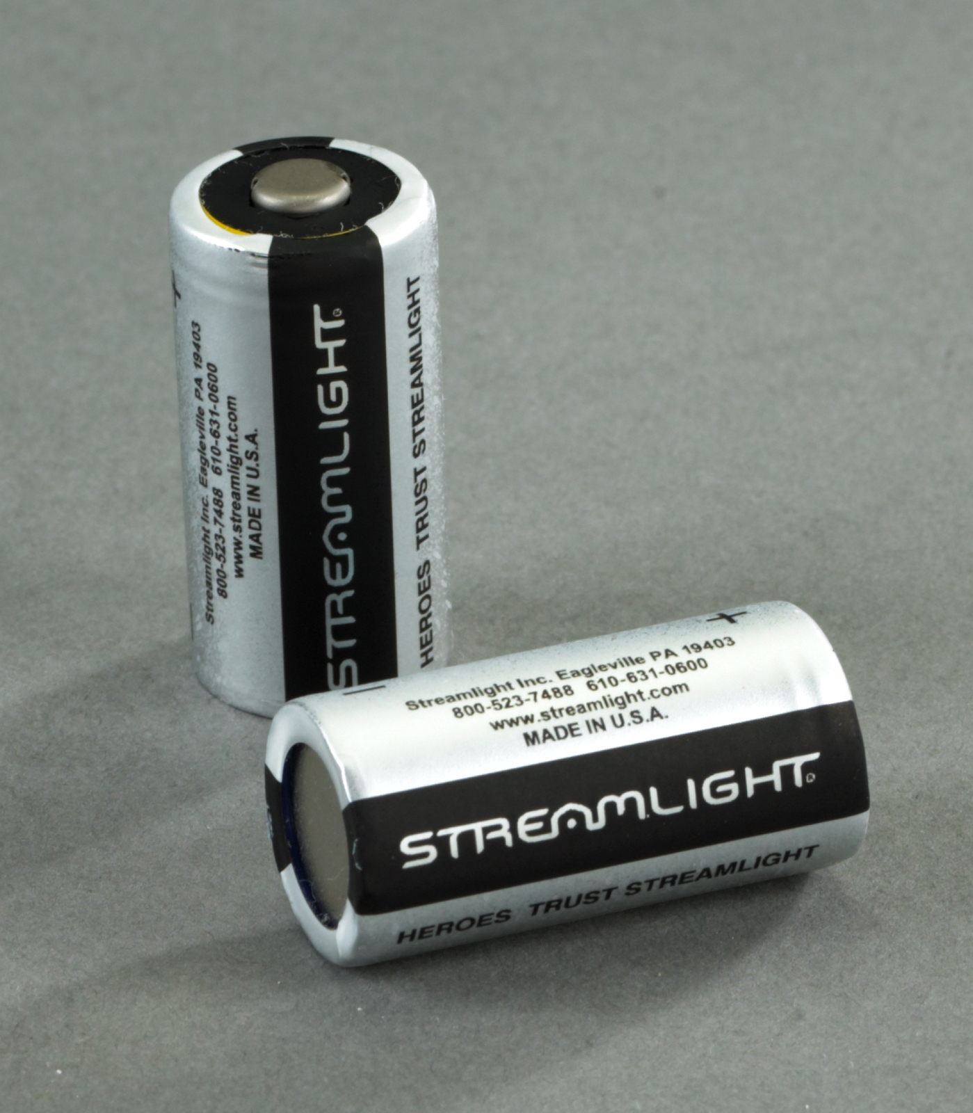 Lithium Battery 2-Pack