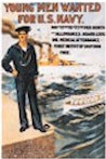Young Men For US Navy Poster