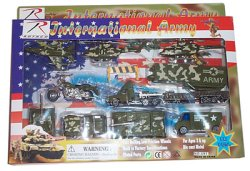 10 PC TOY ARMY SET Play for hours.