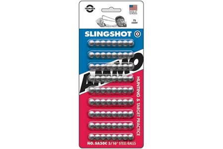 Steel Shot Ammo For Slingshot