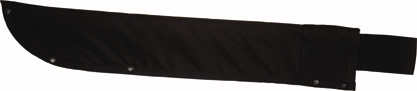 18 Black Machete Sheath