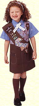 Brownie Scout Uniforms