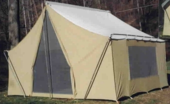 Trek Canvas Tents