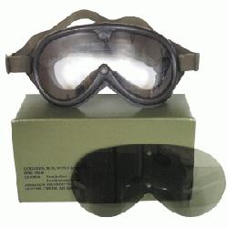 GI Goggles for Sun, Wind, Sandand Dust Protection.