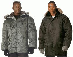 N3B SNORKEL PARKA When its really cold