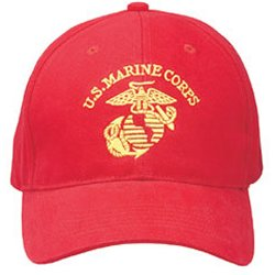 USMC Logo Cap helps you to Show Your corps Pride!